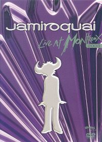 Cover Jamiroquai - Live At Montreux 2003 [DVD]